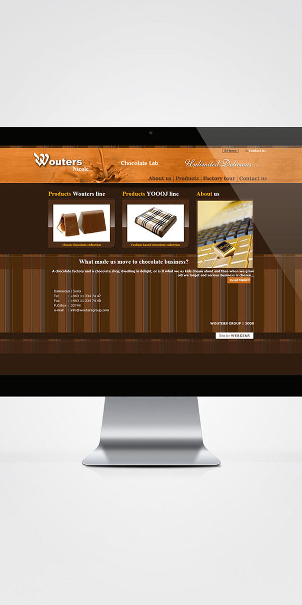 wouters chocolate